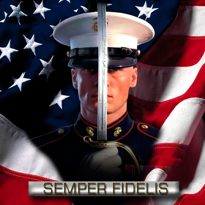 Tribute to The U.S. Marine Corps.