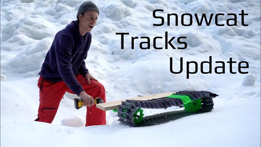 Snowcat Tracks KickStarter Update
