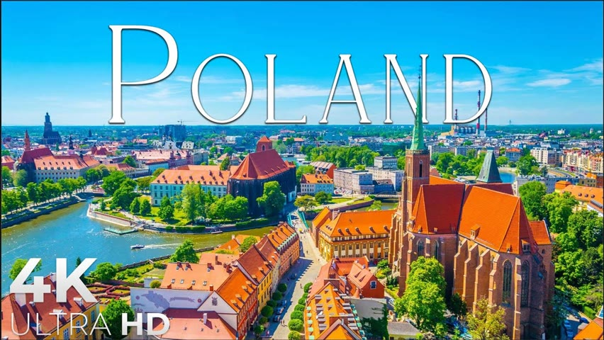 Poland 4K Relaxation Film & Beautiful Relaxing Music - By RelaxationFilm