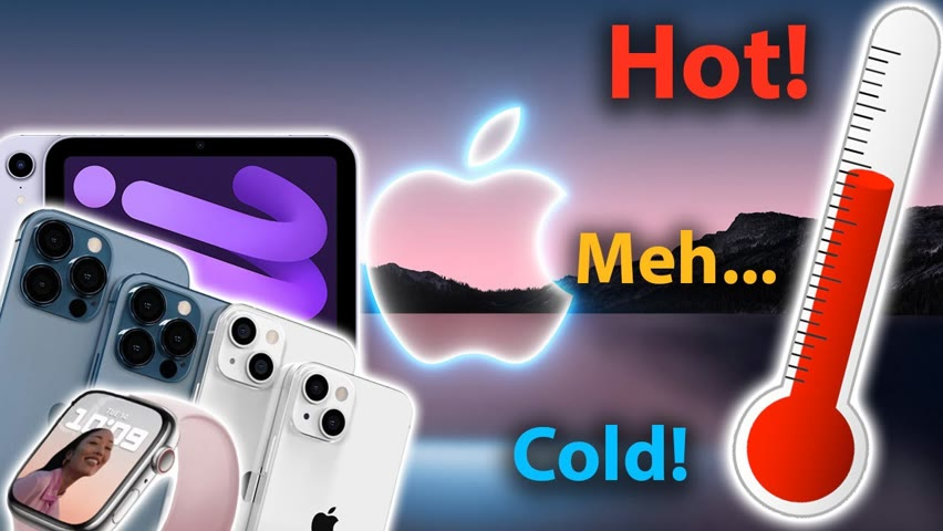 Apple September Event - iPhone 13 Hot or Not?