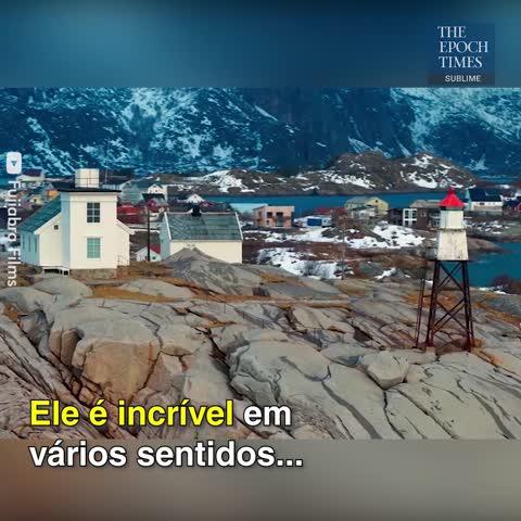 Sobrevivendo às Ilhas Lofoten na Noruega