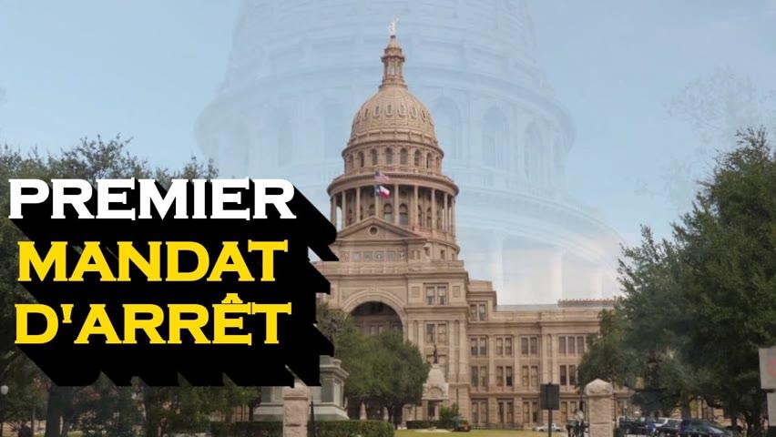 Premier mandat d'arrêt pour un démocrate texan ; Mandat fédéral sur les vaccins ?