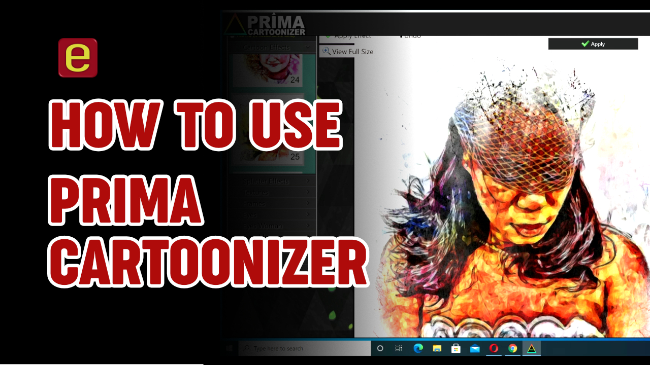 How to Use and Download Prima Cartoonizer