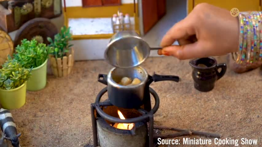 Miniature Pulao Recipe