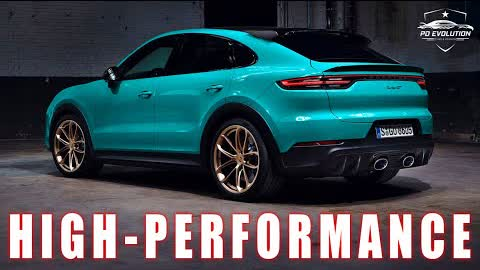 Newest High-Performance SUVs For 2021-2022