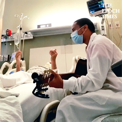 From Gang Member to Faithful Phlebotomist Who Sings To Comfort Patients