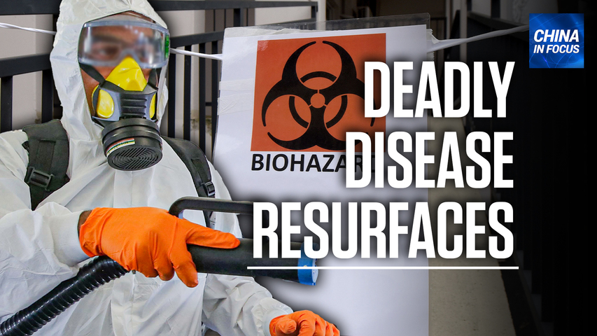 China reports 1st Anthrax death in 10 years; US expels students with Chinese military ties