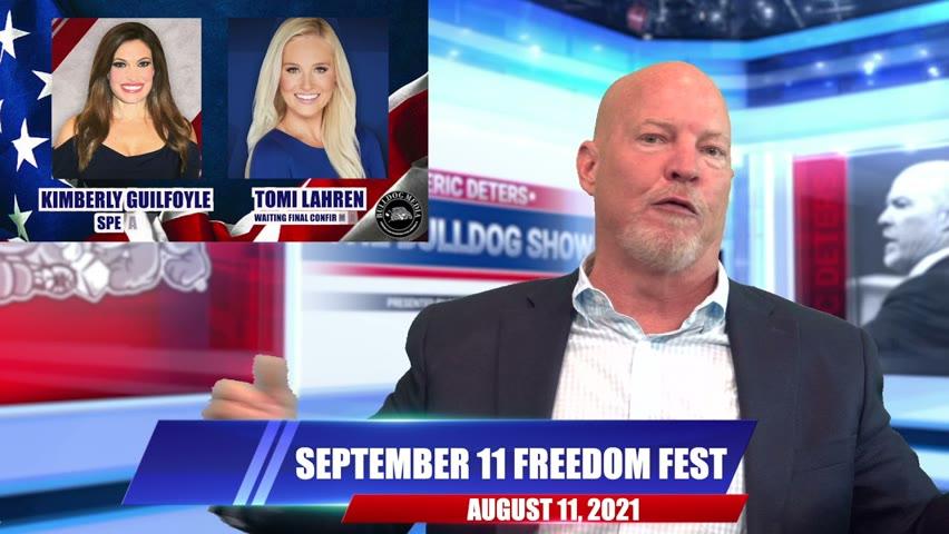 September 11 Freedom Fest   The Bulldog Show