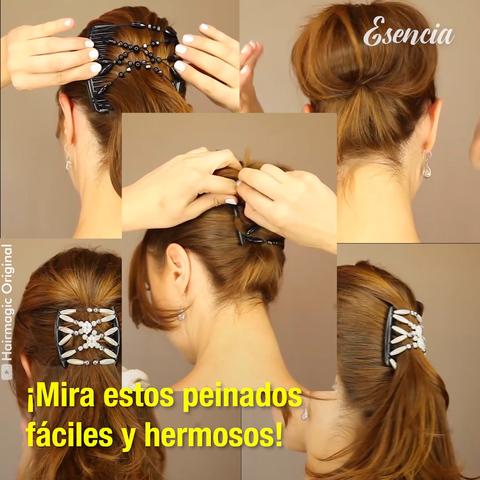 Tutorial de peinados