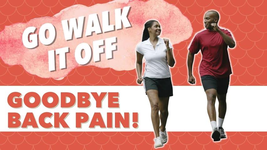 "Stop Low Back Pain With Dr. Stuart McGill's ""Walking Program"", Back Balm"