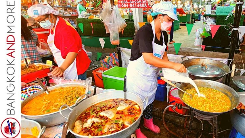 Looking For STREET FOOD In Thailand? Enjoy The Taste of Every Region
