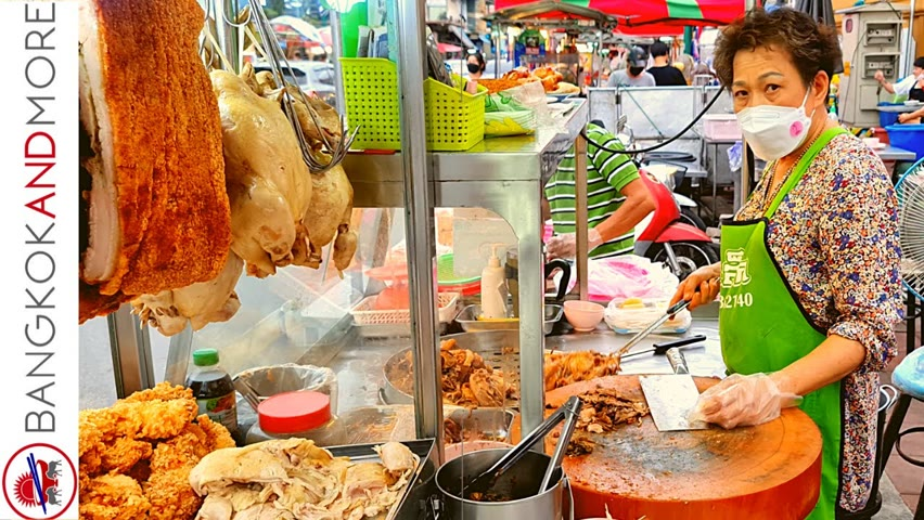 Thai STREET FOOD, Best In The World. Here You Can See Why