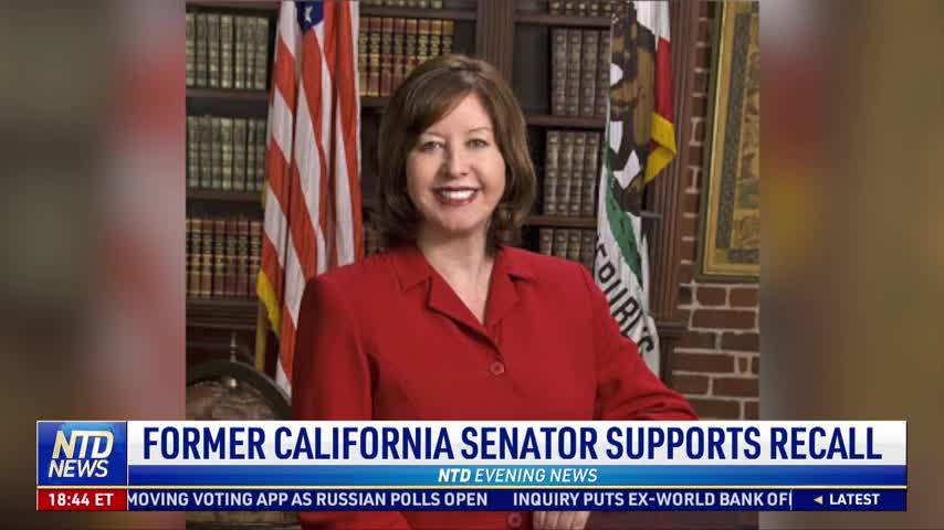 Commentary: Former California Senator Gloria Romero Supports Recall