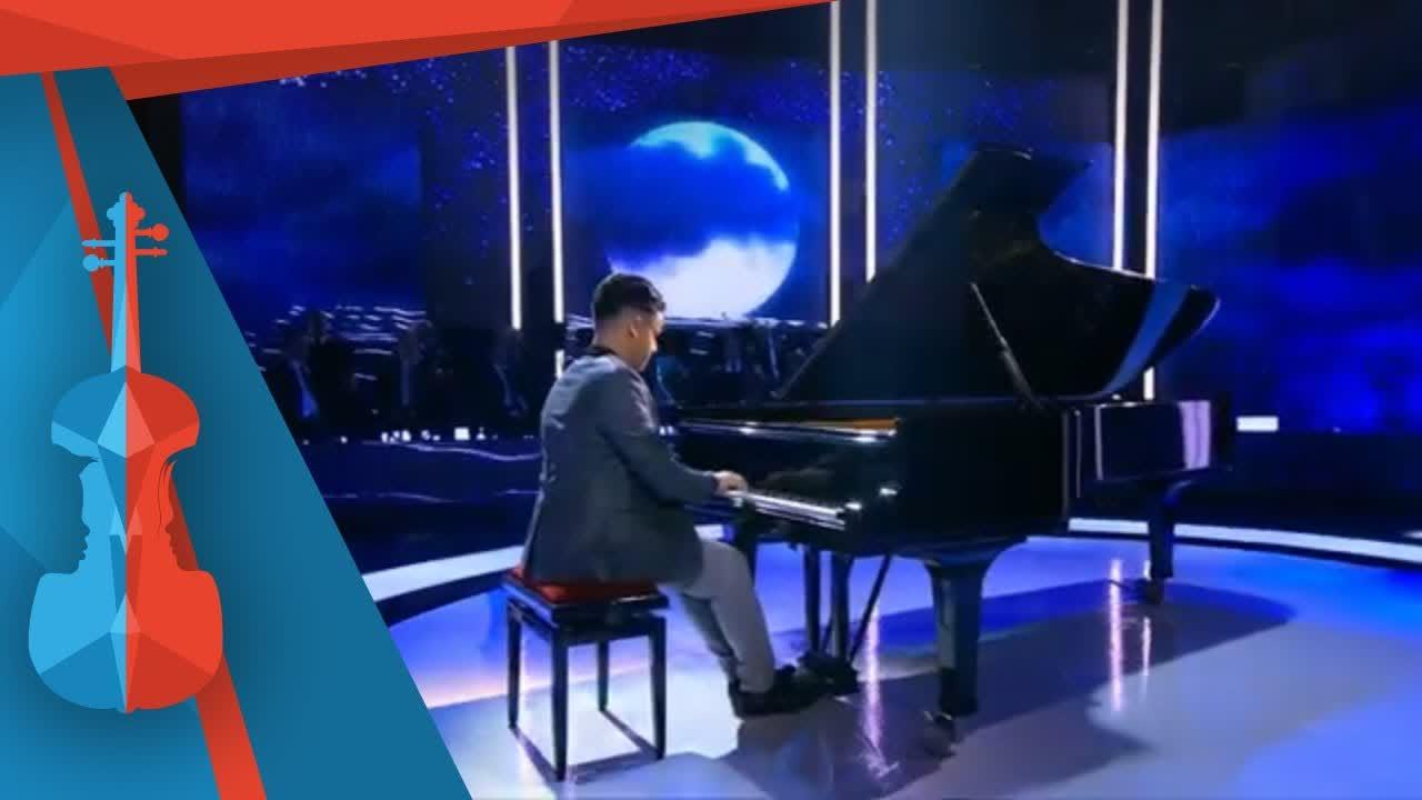Virtuózok 2018 | Elődöntő | Urbán Benjámin - L. V. Beethoven: C-moll zongoraszonáta