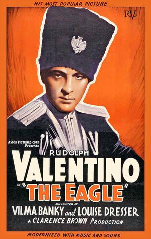 The Eagle 1925 in COLOUR 4K