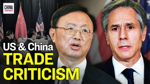 U.S., Chinese Diplomats Clash Publicly in First Meeting Under Biden