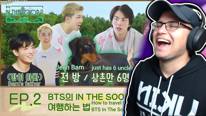[ENG SUB] BTS IN THE SOOP Season 2 Episode 2 REACTION