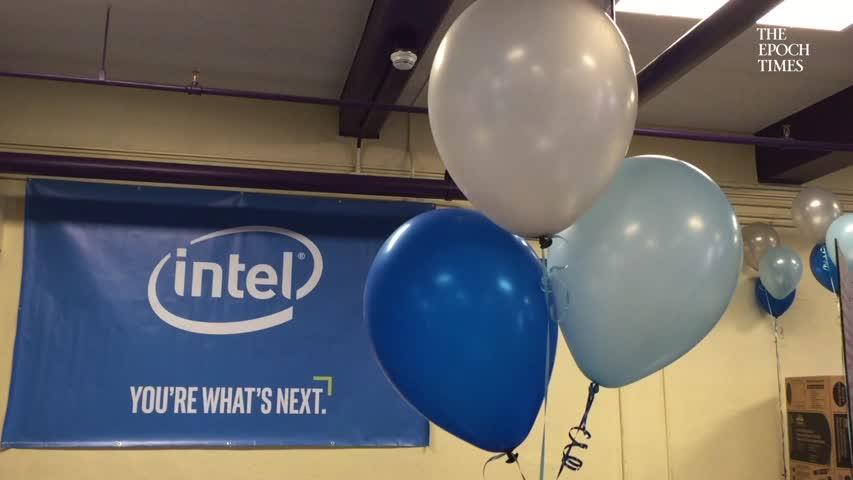 Intel Intern Summer Wrap Up Event Program Overview