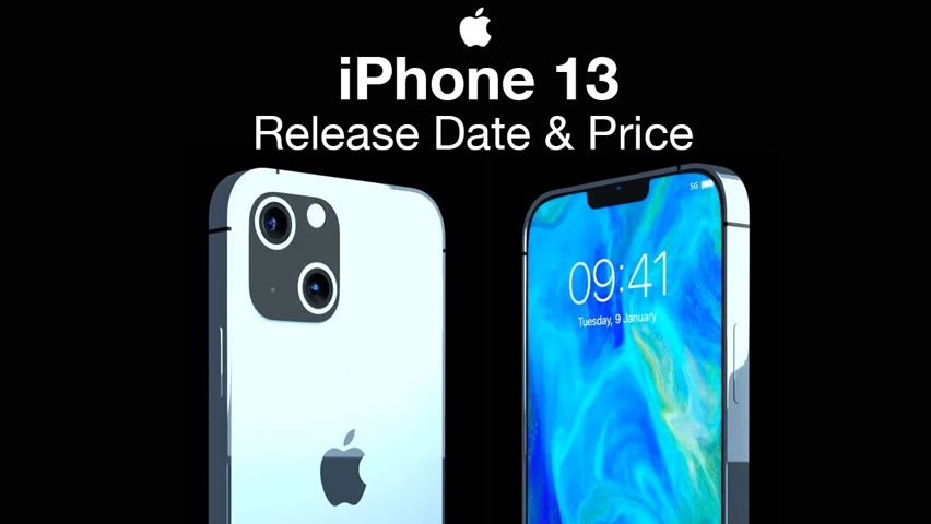 iPhone 13 Release Date and Price – Design LEAKS!!