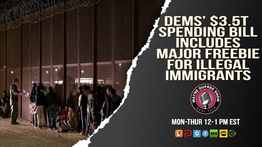 Dems Include Free Community College To Illegal Immigrants In $3.5T Spending Bill