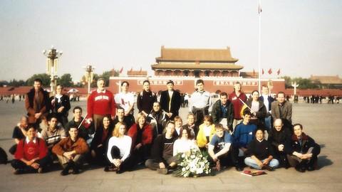El viaje a Tiananmen