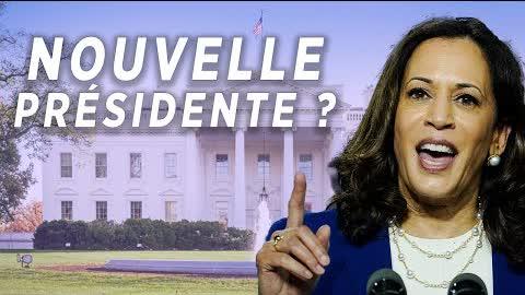 Kamala Harris va t elle se hisser à la présidence ?