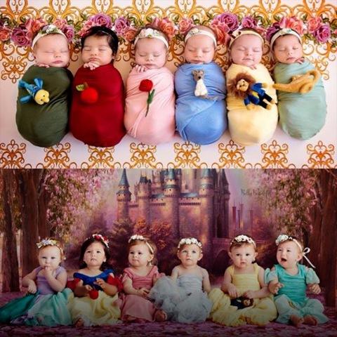 Happy Birthday, Princesses!