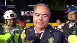 Camión sin frenos arrolla más de 10 autos en México provocando al menos 9 muertos