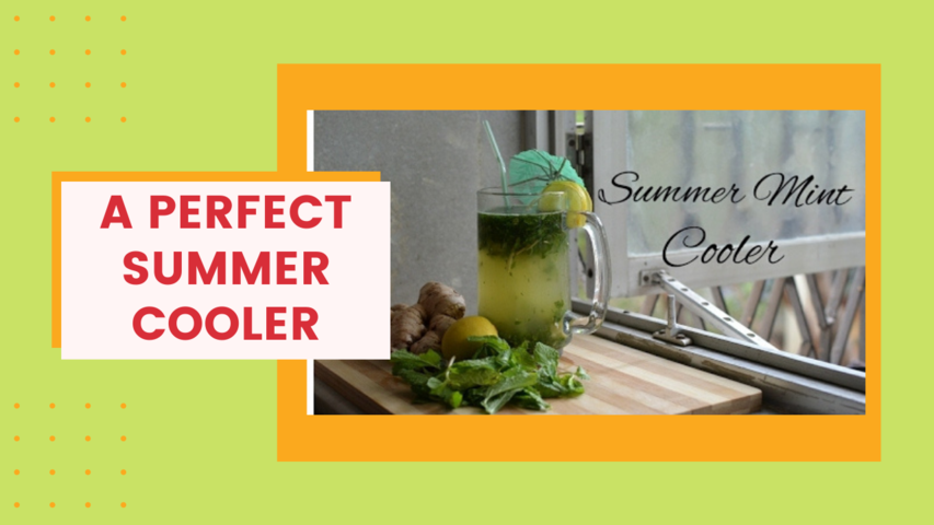 A Perfect Summer Cooler