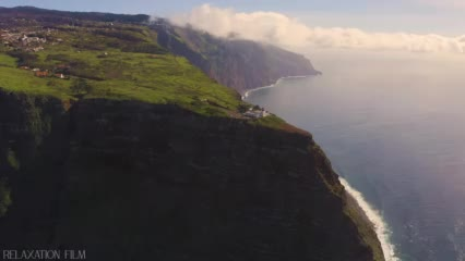 Portugal 4K Nature Discovery in Europe with Calm Music | Our Planet by Relaxation Film