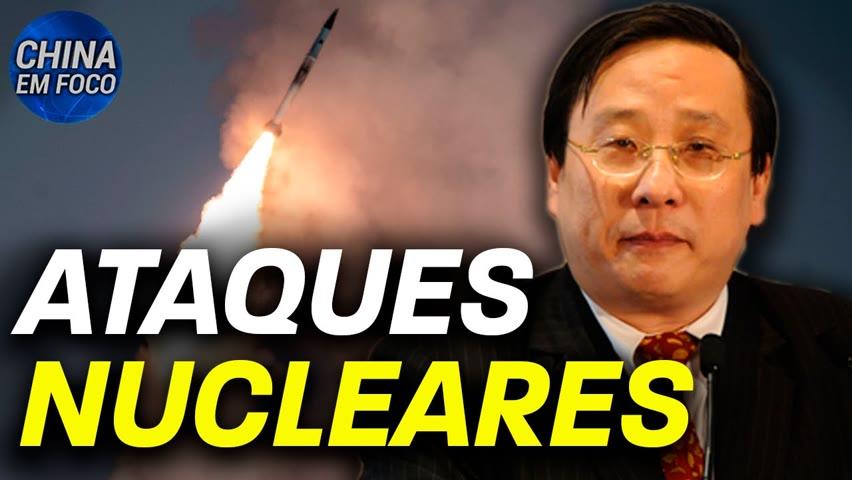 Especialista chinês alerta sobre ataques nucleares à Austrália; Estados Unidos reabrem viagens