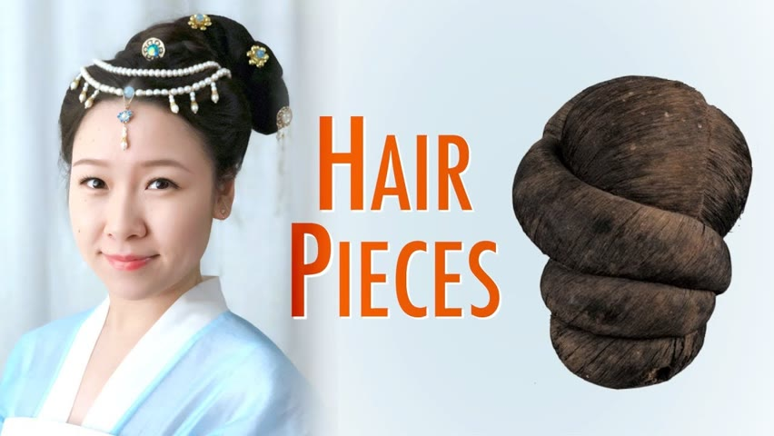The History of Chinese Hair Pieces | How Were They Made?