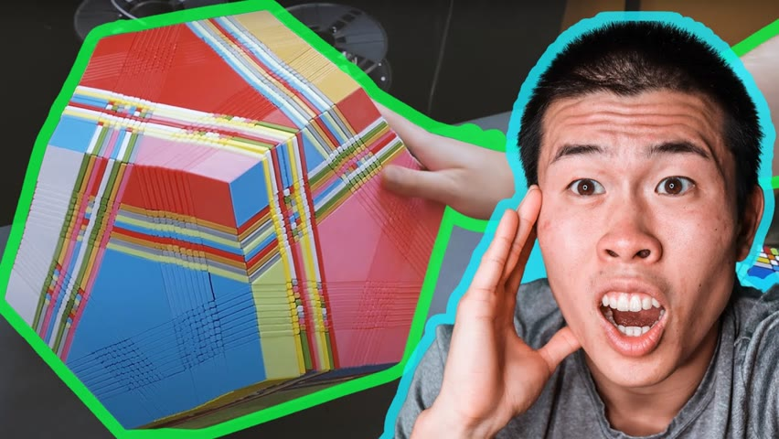 The BIGGEST Puzzle Assembly! (SATISFYING)