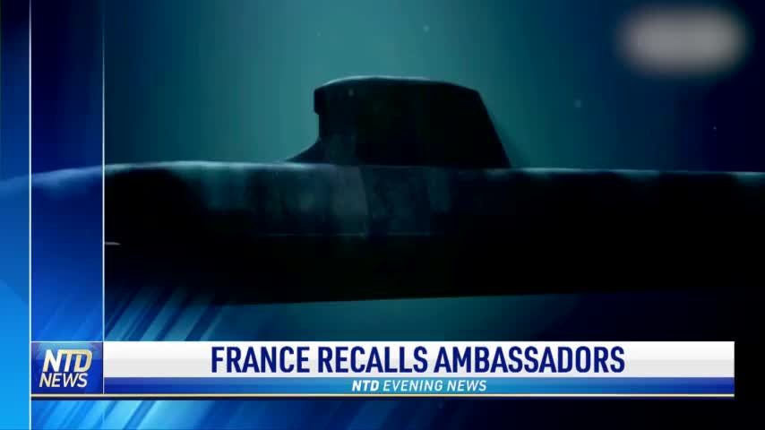 US Airstrike Killed Civilians; FDA Panel Rejects Booster for Everyone; France Recalls US Ambassador