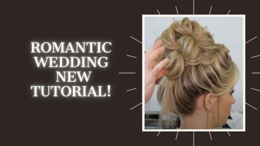 Romantic, wedding, new tutorial! Farrukh Shamuratov