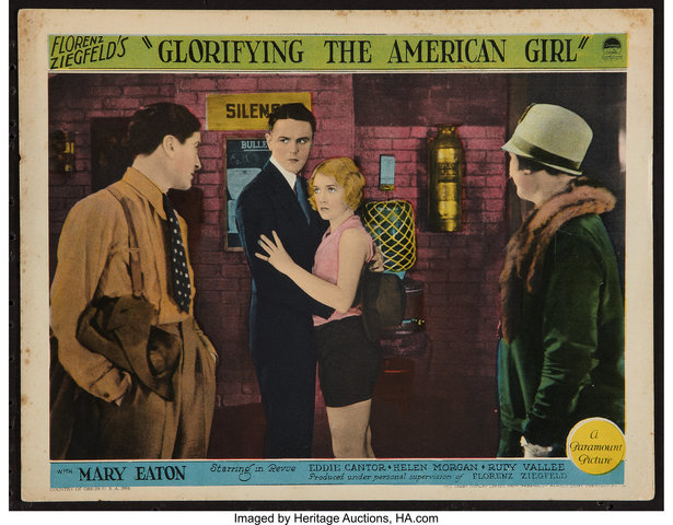 Glorifying the American Girl (1929) FLORENZ ZEIGFLED