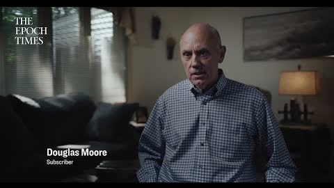 Douglas Moore - Reader's Story