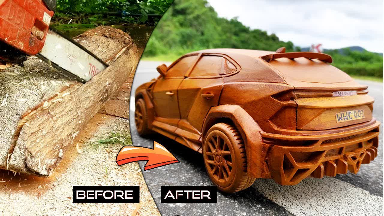 Amazing Woodworking Skills 😍