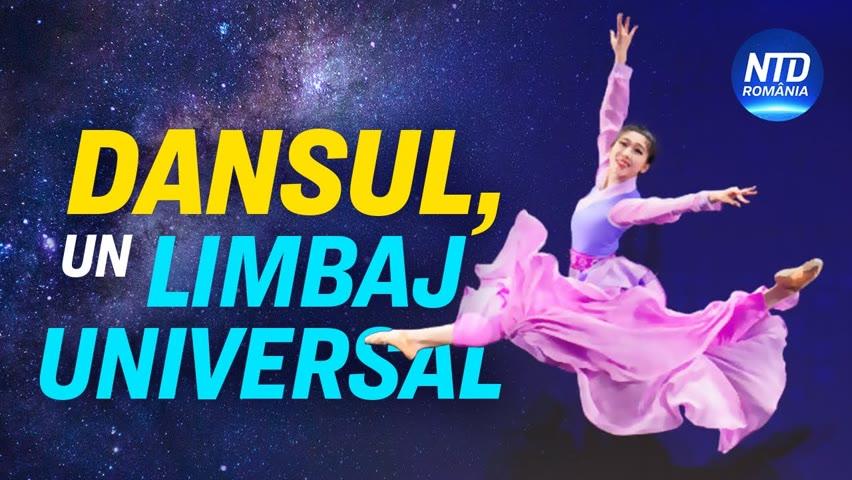 Dansul este un limbaj universal care ne ajută să înțelegem măreția Chinei antice | NTD România