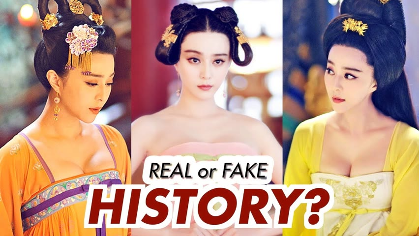 How Accurate is Fan Bingbing's Costume Compared to Real History?