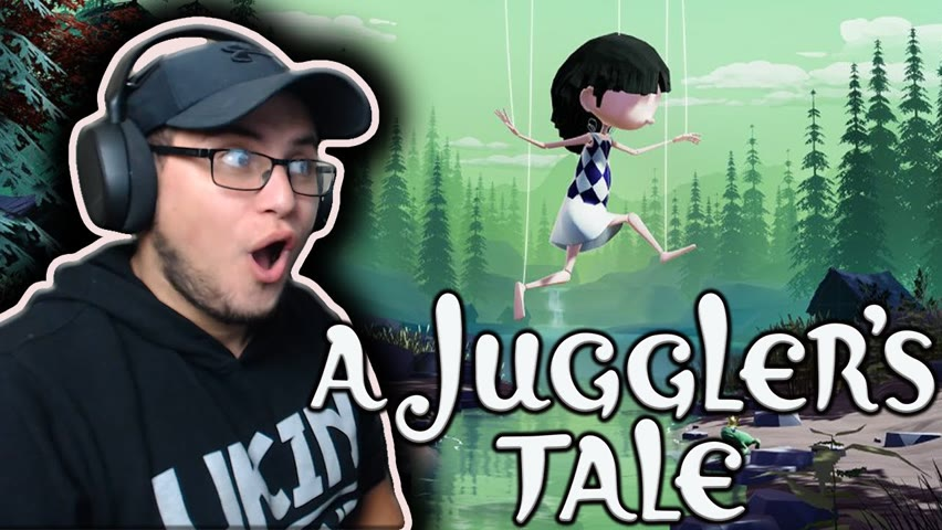 [CC SUBTITLES] TOP 5 GAME OF THE YEAR! l A Juggler's Tale Gameplay l 2021