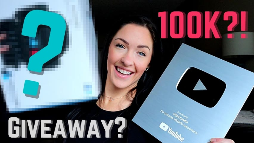 2021 Life Update? 100K Play Button Reveal and Huge Flight Simulator GIVEAWAY Announcement??!