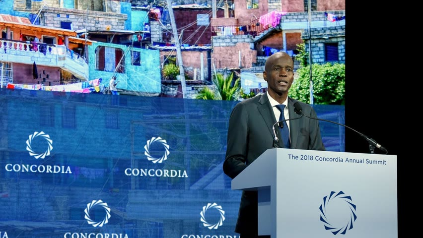Le président haïtien tué par balle à son domicile
