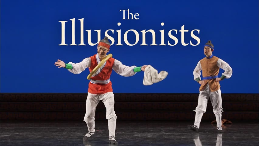 The Illusionist - Classical Chinese Dance - Shen Yun Creations