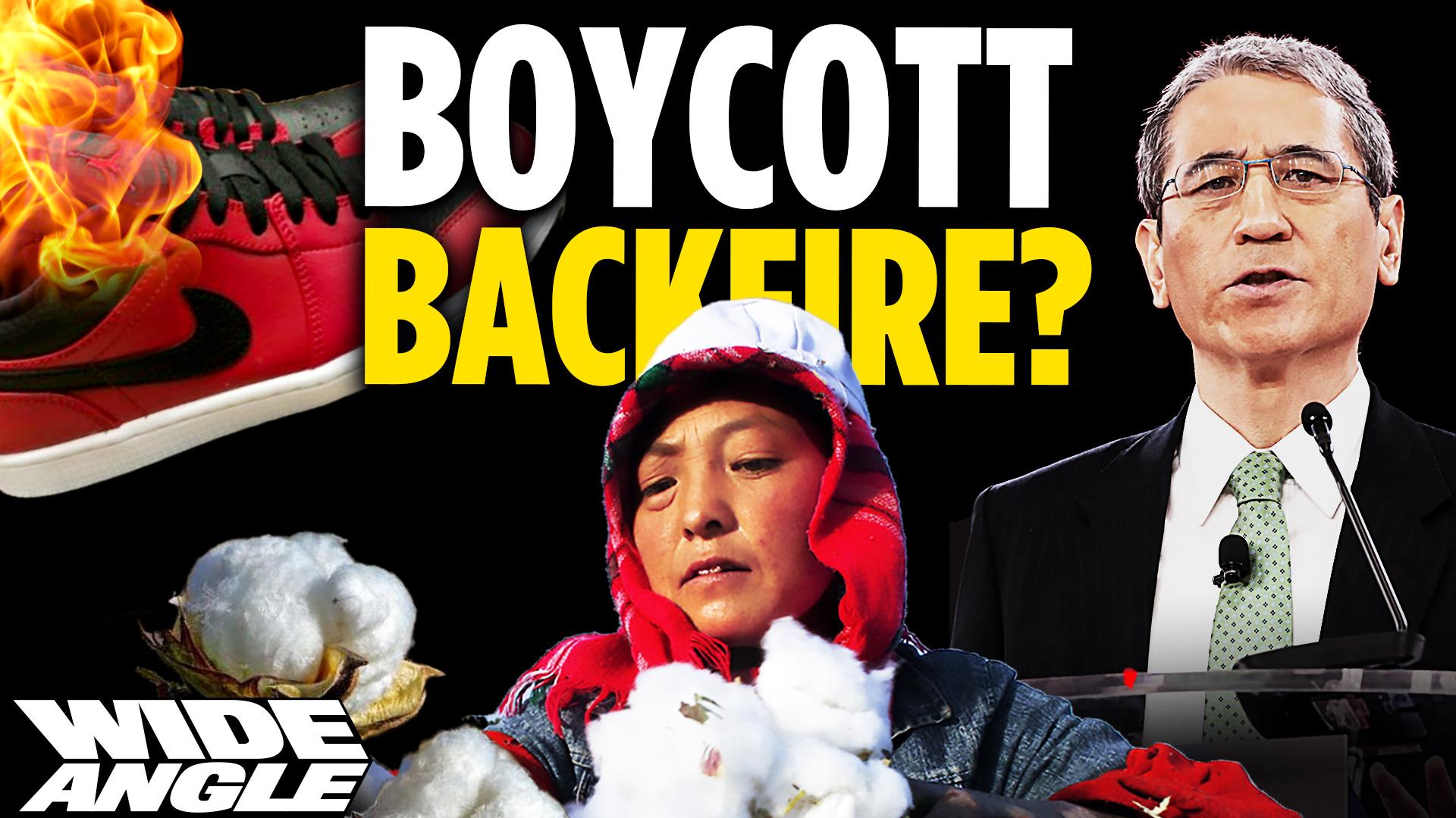 Gordon Chang: Political Turmoil in Beijing; Big Brands Boycott Xinjiang Cotton   Wide Angle