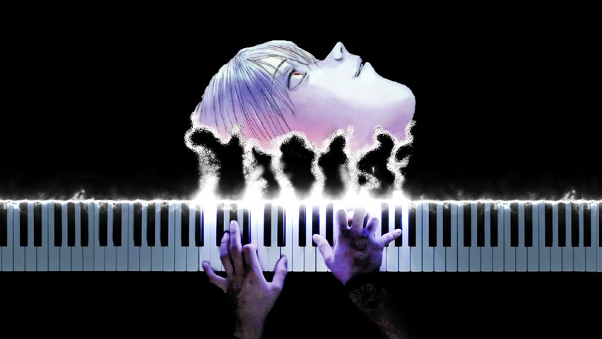 Komm, Süsser Tod - The End of Evangelion OST (Piano)