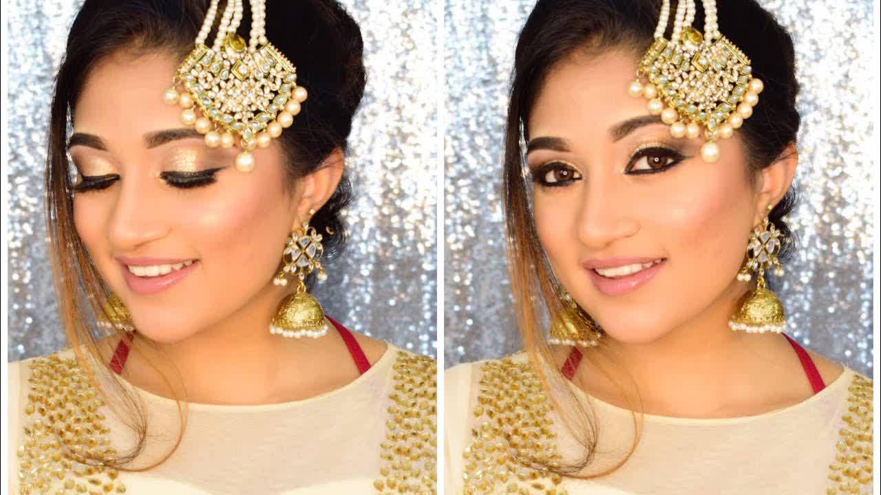 Muslim Bridal Makeup   Instaglam Makeovers by Mubeen