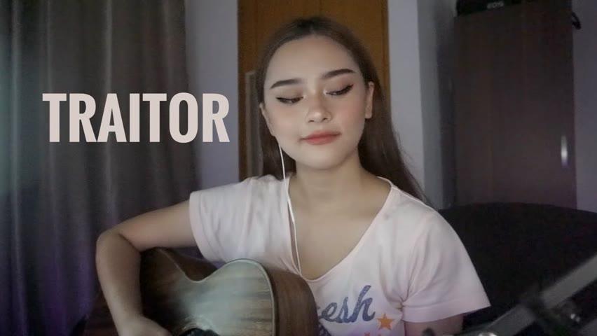 Traitor by Olivia Rodrigo (Cover)
