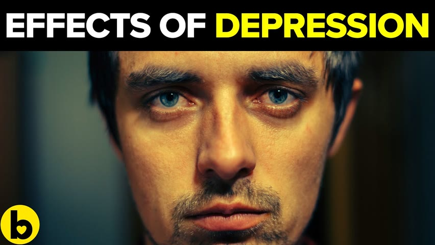 What Happens To Your Body When Dealing With Depression