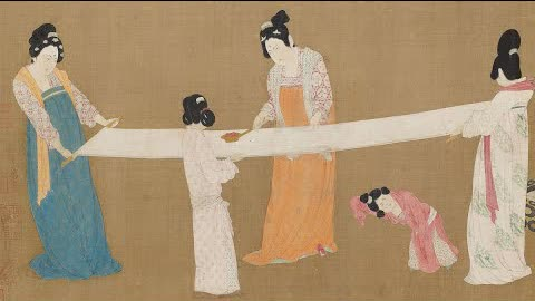 中國文化中玉石裝扮的女子之美 | 玉 佩飾 | 玉梳 笈 簪子 步搖  鈿子 | 手鐲 臂釧 簪花仕女圖 | 傳統文化 | 馨香雅句第71期